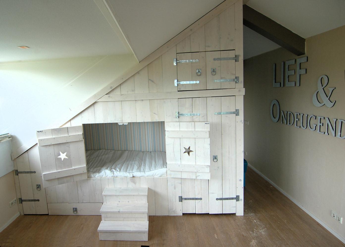 Kleine slaapkamer schuin dak ~ consenza for .