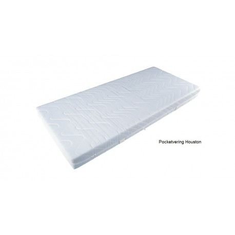 pocketveren matras houston