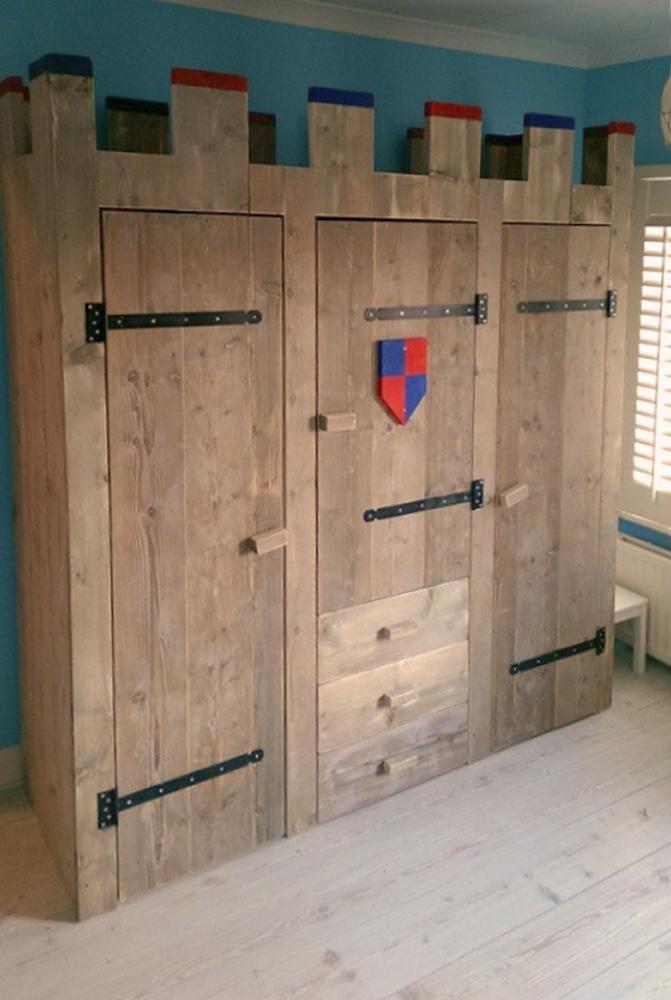 Stoere Steigerhout Kasten Voor Elke Kinderkamer Mura Mura
