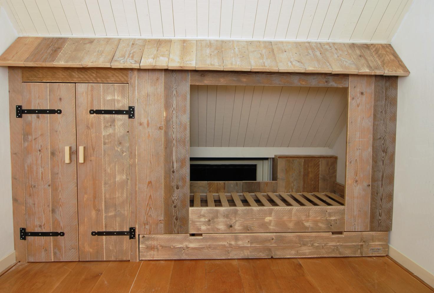 Inbouw Bedstee Avontuur In Elke Kinderkamer Mura Mura